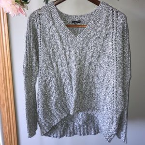 Chucnky Knit Sweater